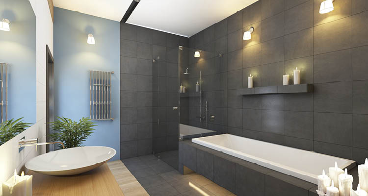 Emejing Badkamer Modern Photos - New Home Design 2018 - ummoa.us